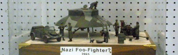 Speelgoed-UFO Haunebu II uit de schappen gehaald. Waar zijn ze bang voor?