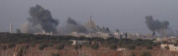 In Syrië wordt een valse vlag-aanval voorbereid. Gaat hier de komende dagen iets ergs gebeuren?