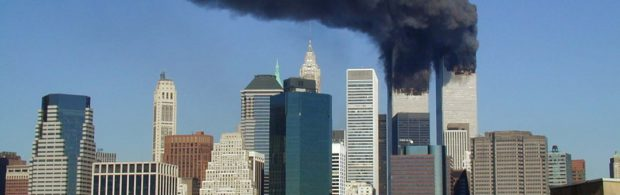 Dit jaar vond een zeldzaam publiek debat plaats over 9/11 als complot. Hier zie je de langverwachte registratie