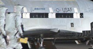 Geheim ruimtevliegtuig X-37B gespot boven Leiden. Bekijk hier de foto's