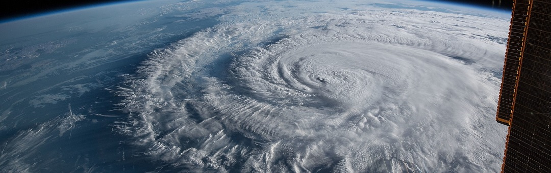 Verslaggever levert knap staaltje acteerwerk af tijdens orkaan Florence. Zo ziet fake news eruit