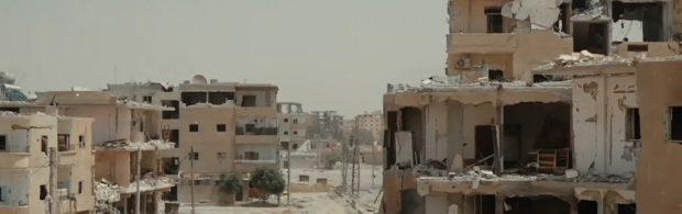 Filmen van valse vlag-aanval begonnen in Syrische provincie Idlib. Russen zeggen onweerlegbaar bewijs te hebben