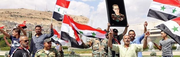 MI6 plant chemische nepaanval in Syrië. Amerikaanse senator doet opvallende uitspraken op tv