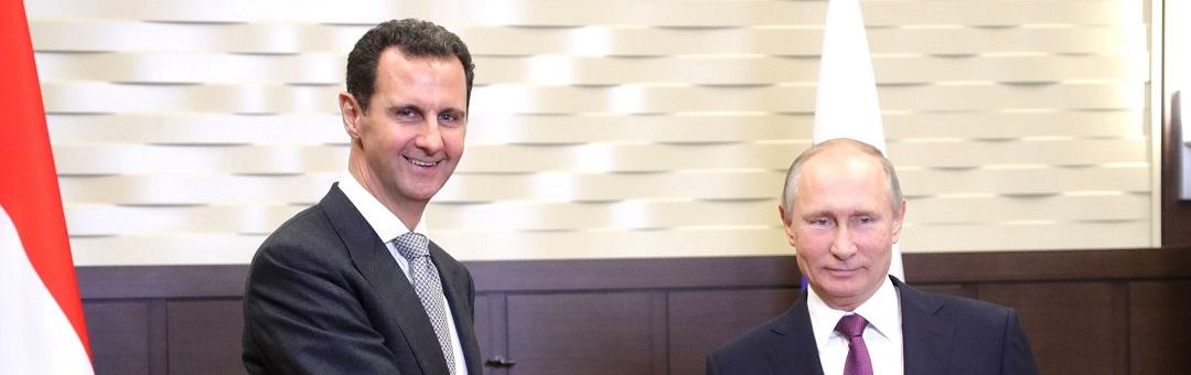 De CIA-Hollywood-operatie in Syrië is mislukt. Krijgt Assad nu de Slobodan Milosevic-behandeling?
