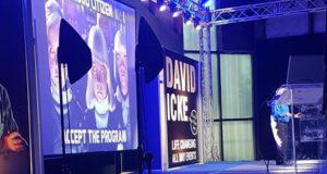 Wil jij naar de lezing van David Icke in Amsterdam? Maak dan nu hier kans op gratis kaarten