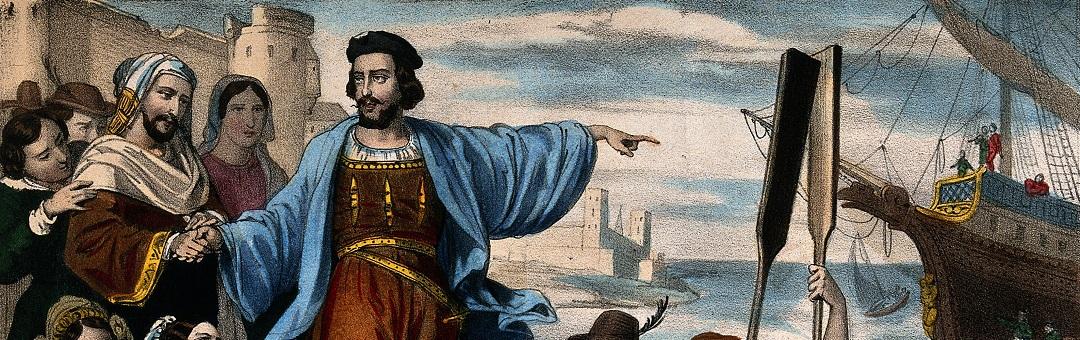 Ieren zaten al in Amerika voordat Columbus het continent ontdekte. Waarom is dit reisverslag steeds genegeerd?