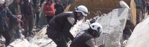 Honderden Syrische Witte Helmen naar Westen, waaronder Nederland. Kunnen we hier nu ook false flags verwachten?