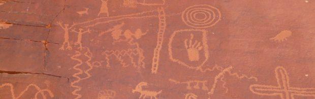 10.000 jaar oude rotstekeningen hinten op verloren Indiase beschaving. Experts staan verbaasd