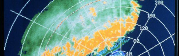 Mysterieuze vlekken waargenomen op de radar in Florida. 'Hier is meer aan de hand'