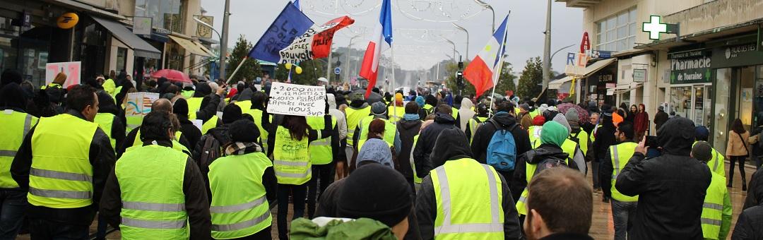 Gele hesjes gaan meedoen aan de Europese verkiezingen. Hoe ver gaan ze het schoppen?