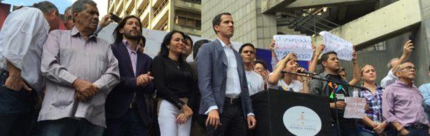 Uit de koker van de elitaire regimewisselfabriek. Wat de mainstream media je niet vertellen over de Amerikaanse staatsgreep in Venezuela