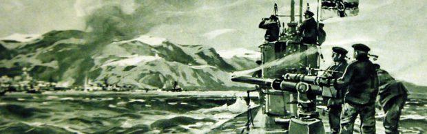 Duitse U-boot gespot op Antarctica? Bekijk hier de beelden