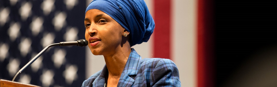 Zionistische lobby heeft nagenoeg alle mainstream media in handen. Eerste Somalisch-Amerikaanse Congreslid onder vuur
