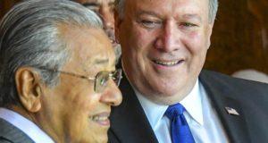 Israël is een dievenstaat. Maleisische premier haalt hard uit