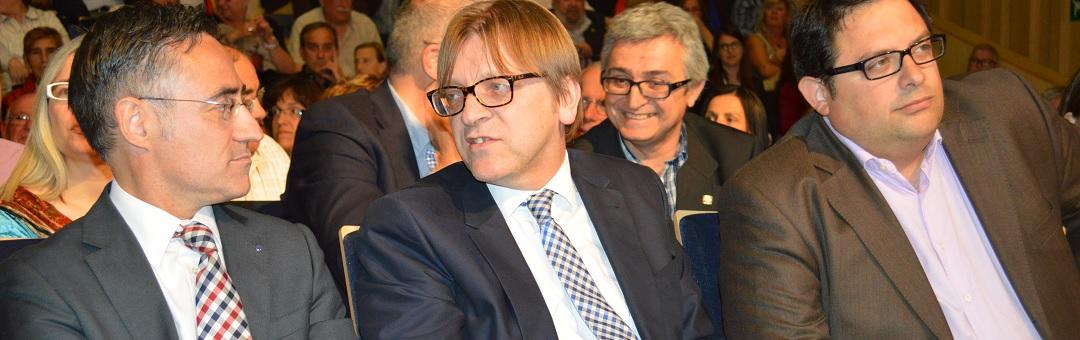 EU wordt gedomineerd door een ontspoorde elite. Deze nieuwe alliantie moet fanatici als Timmermans en Verhofstadt stoppen