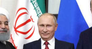 De strijd is nog niet gestreden. Iraanse president onthult waar Washington de IS-terroristen naartoe heeft gebracht