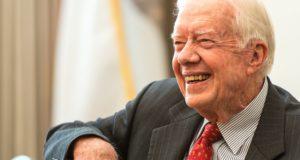 Amerika is het meest oorlogszuchtige land in de geschiedenis. Oud-president Jimmy Carter legt vinger op de zere plek