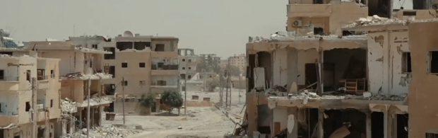 Frankrijk, Groot-Brittannië en Amerika zitten achter gifgasaanvallen in Syrië. Functionaris haalt uit