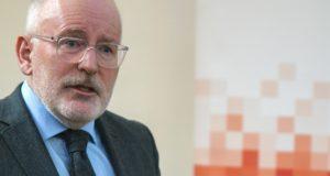 Hij is de weg kwijt. Baudet reageert op 'getikte, absurde en waanzinnige' uitspraken van EU-vicevoorzitter Timmermans
