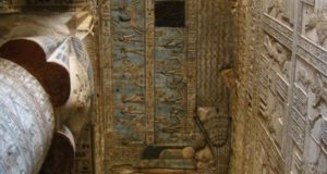 Foto's bewijzen dat er iets verborgen ligt onder een Egyptisch tempelcomplex. De autoriteiten willen niet dat jij dit weet