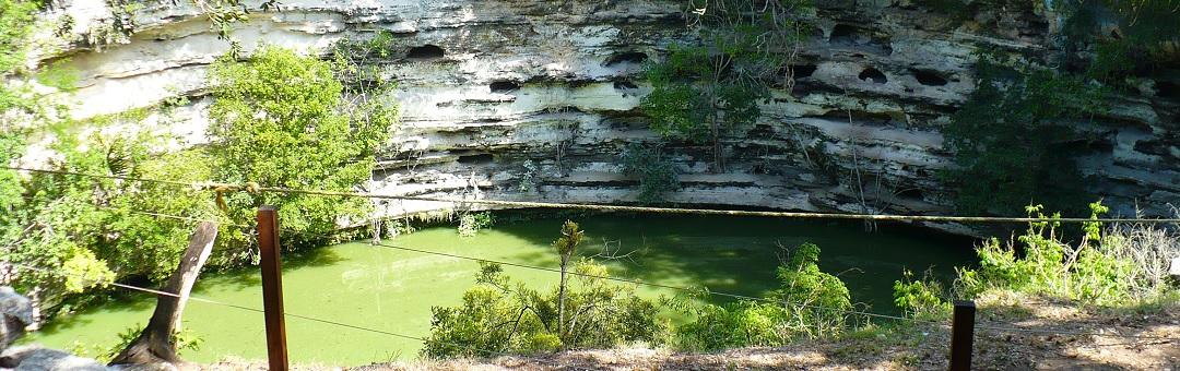 Onderzoekers stuiten op geschokte kwarts in cenote in Mexico. Kan het worden gebruikt bij het vormen van wormgaten?