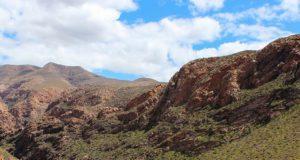 Buitenaards organisch materiaal ontdekt in Zuid-Afrikaans gebergte. Geologen doen unieke vondst