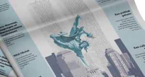 We geloven dat we met deze krant veel mensen wakker gaan schudden. Dit lees je in De Andere Krant over 9/11