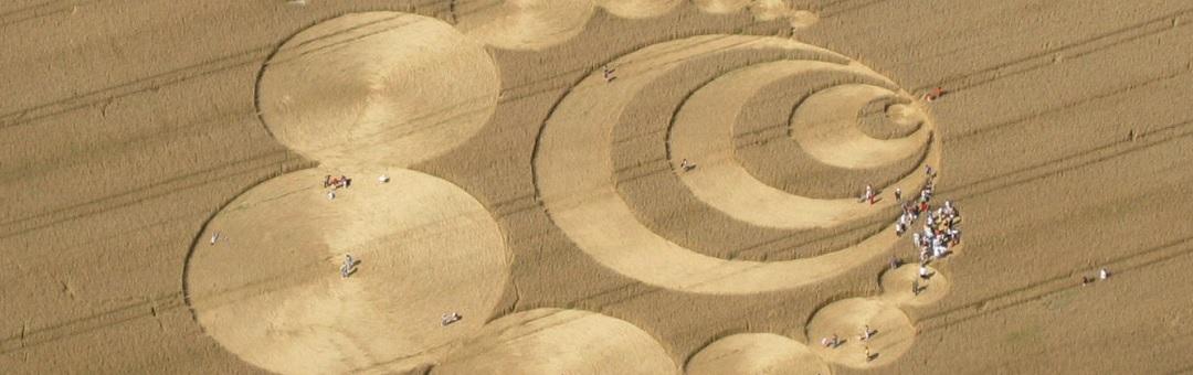 Opnieuw mysterieuze graancirkel ontdekt in Frankrijk. Is dit de nieuwe hotspot?