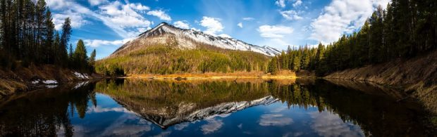 Amerikaans nationaal park haalt stilletjes borden weg omdat gletsjers weigeren te smelten. Nu krijg je dit te zien