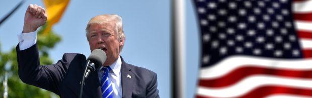 Ik denk dat ik weet wie er achter de aanslagen zaten. President Trump doet opmerkelijke uitspraken over 9/11