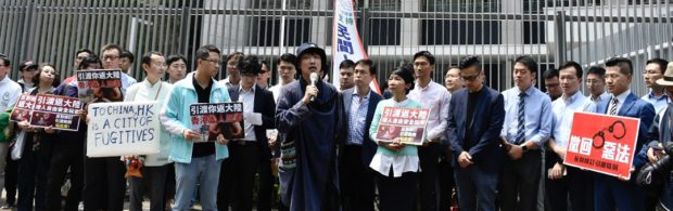 CIA zit achter massale protesten in Hongkong. Zie hier welke organisatie het vuile werk opknapt