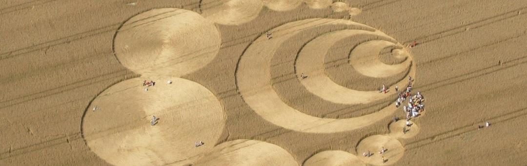 Laten graancirkels zien hoe we vrije energie kunnen opwekken? Deze Italiaanse uitvinder beweert van wel