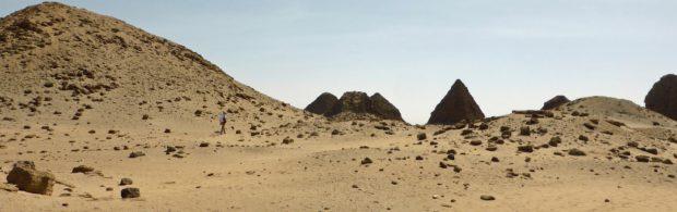 Koninklijke piramides Soedan geven geheimen prijs. Onderwaterarcheoloog doet 'opmerkelijke' vondst
