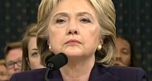 Hillary Clinton Testimony to House Select Committee on Benghazi