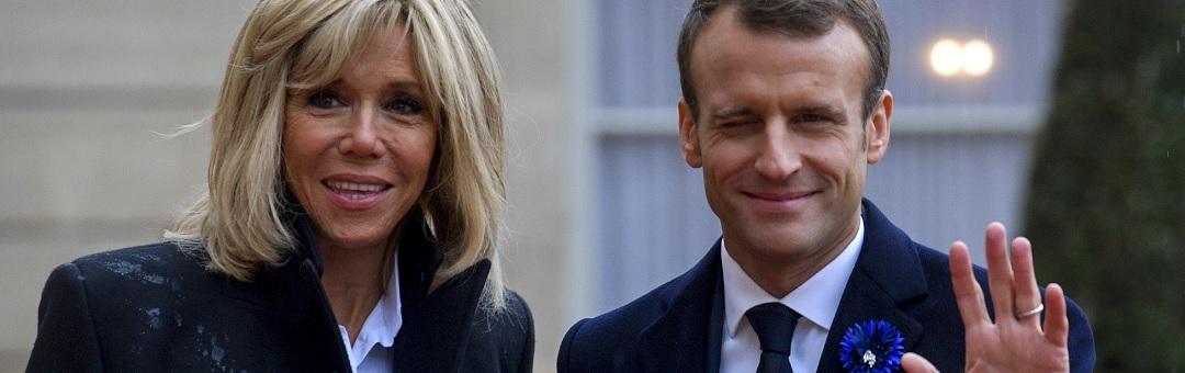 Wat de 'vervallen en verrotte' Iran-deal en Macrons vrouw te maken hebben met de familie Rothschild