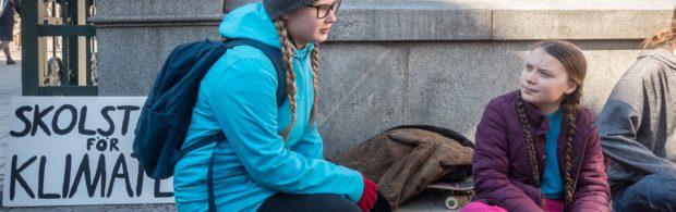 De wereldelite haalt alles uit de kast. Waarom actrice Greta Thunberg net zo nep is als de klimaathoax