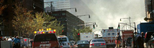 En dan is het nu tijd voor een onbekend stukje geschiedenis. Wat is de verborgen hand achter 9/11?