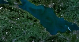 'Zwitserse Stonehenge' ontdekt op de bodem van meer. Dit is een sensationele vondst