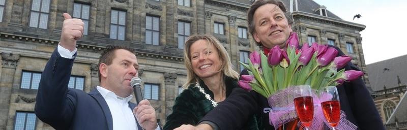 Freule Ollongren heeft jarenlang uit haar adellijke nek gepraat en het Nederlandse volk in de maling genomen. Kijk, zó fileer je nu een minister