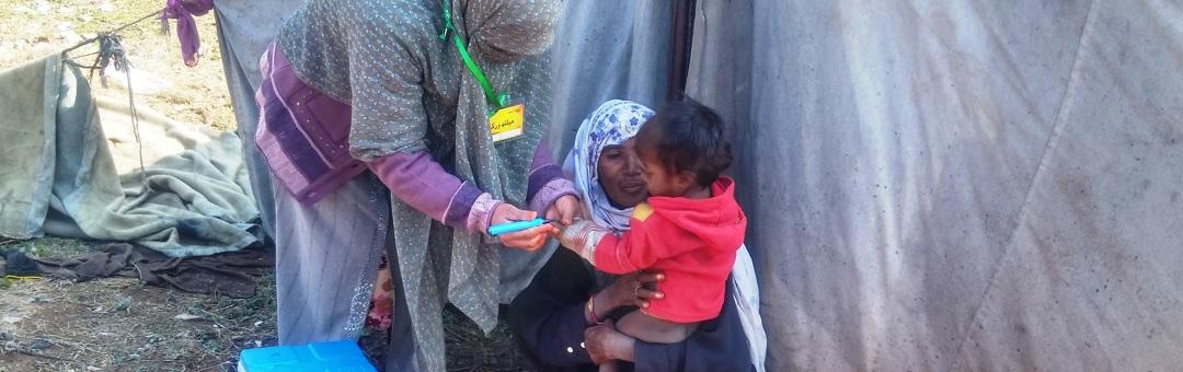 Na 19 jaar weer nieuwe polio-uitbraak op de Filipijnen. Raad eens wat de oorzaak is