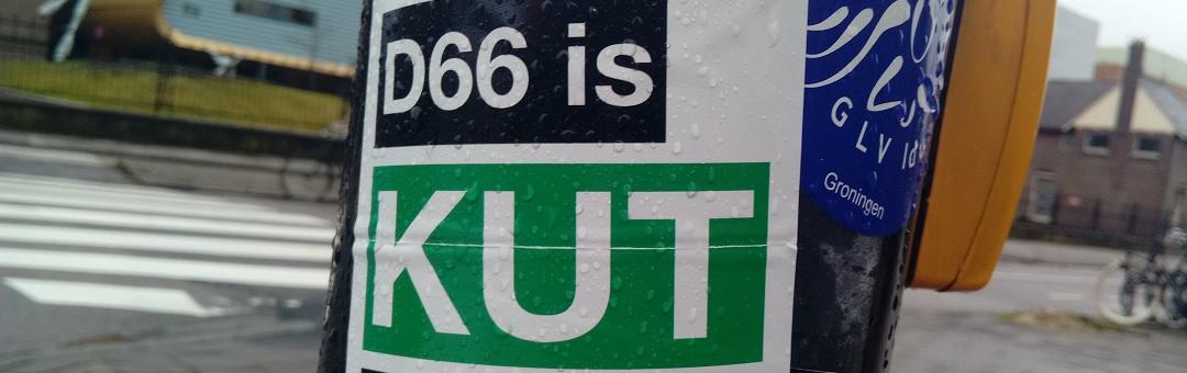 D66 komt met absurd en peperduur plan vanwege 'zorgen om democratie'. Kijk hier wie al deze miljoenen mag gaan ophoesten