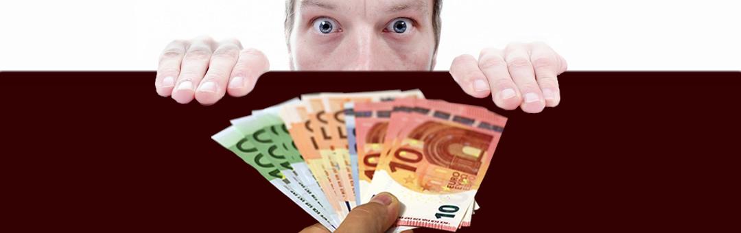 angst voor geld