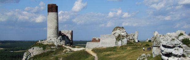 Mysterieuze grotten en tunnels ontdekt onder kasteel in Polen