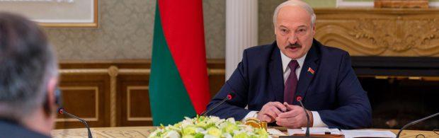 Is dit de echte reden waarom de president van Wit-Rusland weg moet?