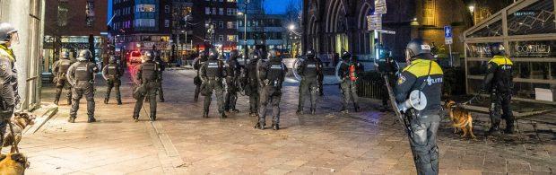 Amsterdan: Demonstration gegen Putin sind ok, aber Demos gegen die Corona-Politik sind verboten