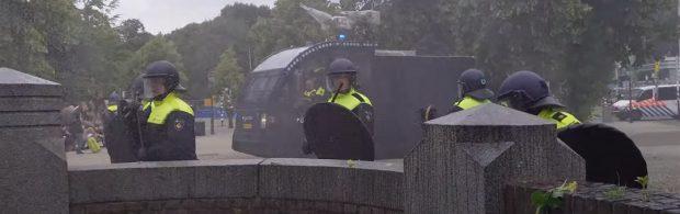 Niederlanden: Polizist gibt zu, wir sind nur noch für die Unterdrückung der Bevölkerung da und dienen der Politik!