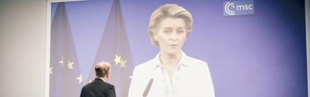 """Scharfe Kritik an Frau Ursula von der Leyens Aussagen: """"Ekelhaft, Zeit für eine Revolte""""."""