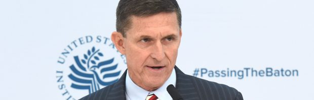 """General Flynn zur Wahlprüfung in Arizona: """"Vorsicht, es wird etwas passieren"""""""