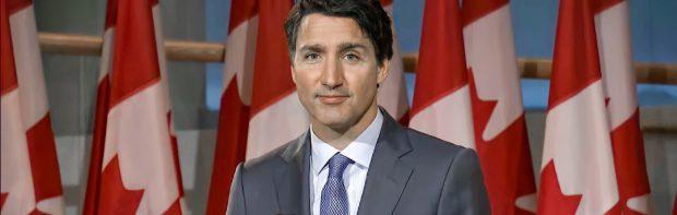 """In Kanada wird nun gedroht erpresst und gespalten! Scharfe Kritik an """"abschreckender"""" Rede von Premierminister Trudeau"""