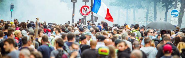 """Massive Proteste für Freiheit in London, Paris und Berlin: """"Sie machen einfach weiter und weiter"""".."""
